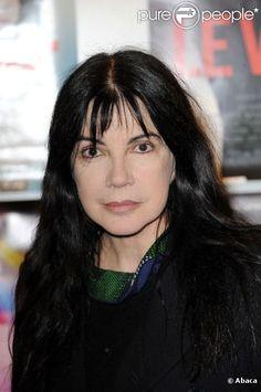 """Carole Laure lors de la quinzième édition du """"Cinéma du Québec"""", à Paris, le 15 novembre 2011"""