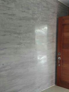 Stucco veneciano gris