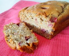 The whole family will love this easy peasy Thermomix Strawberry and Banana Loaf! There really isn't much you will not love about this recipe,