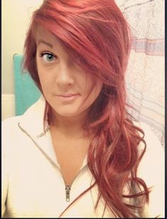 This is the next hair color I want... I wish I had the balls to do this