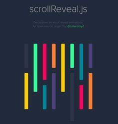 ScrollReveal