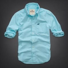 Surfriders Beach Shirt | HollisterCo.com