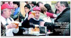 ¿Tienen derecho los sindicalistas a beber cerveza? via @escolar