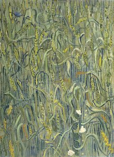 Ears of Wheat by Vincent van Gogh from Van Gogh Museum