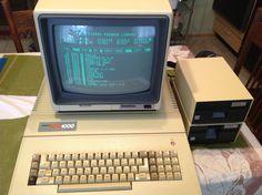 Vintage Franklin Ace 1000 Apple II Compatible Computer System