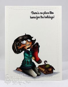 A World of Creative Possibilities: Kraftin' Kimmie Stamps : New release day 4…