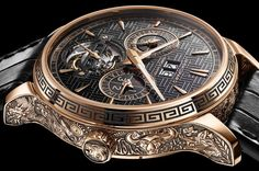 "One of One: Chopard L.U.C Perpetual Calendar Tourbillon ""Spirit of the Chinese Zodiac"" 