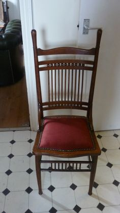 After - Antique Dining chair