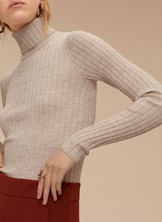 Wilfred PRADON SWEATER | Aritzia