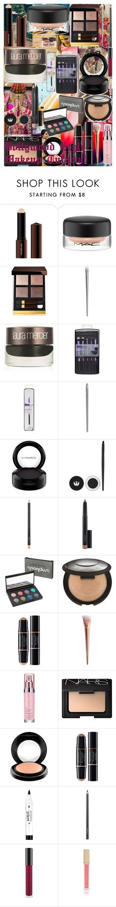 """""""Bollywood Style Makeup Tutorial"""" by oroartye-1 on Polyvore featuring beauty, Hourglass Cosmetics, MAC Cosmetics, Tom Ford, Laura Mercier, Rimmel, Urban Decay, Rodial, NARS Cosmetics and Christian Dior"""