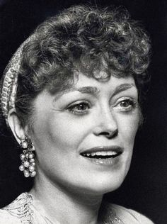 Rue McClanahan  of the golden girls.