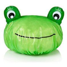 froggy showercap!