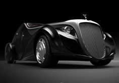 Alluring, seductive and sensuous, the Rolls Royce is an automobile for the lovers. Turkish automotive designer Ugur Sahin clearly put plenty of that in his own version of the Rolls Royce Jockheer A. Rolls Royce Drophead, Rolls Royce Coupe, Windsor, Automobile, Round Door, Rolls Royce Phantom, Gt Cars, Old Classic Cars, Future Car