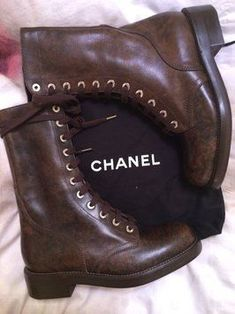 Chaussure CHANEL : Chanel Boots $1069