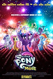 Directed by Jayson Thiessen. With Emily Blunt, Kristin Chenoweth, Liev Schreiber, Michael Peña. After a dark force conquers Canterlot, the Mane 6 embark on an unforgettable journey beyond Equestria where they meet new friends and exciting challenges on a quest to use the magic of friendship to save their homeland.