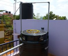Long back I have posted an instructable on how to construct prototype of a Biogas plant, using 50 liter capacity tank as digester, which you can see h...