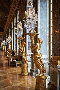 freier-raum: Château de Versailles HDR 2 by Y Chateau Versailles, Palace Of Versailles, Marie Antoinette, Paris France, Luís Xiv, Paris Eiffel Tower, Eiffel Towers, Paris City, Paris Paris