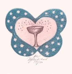 PF (Pour Féliciter - New Year's Greeting)  - Olga Vychodilová