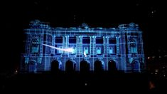 Peugeot Motion & Emotion 4D Video-Mapping Projection in Brazil