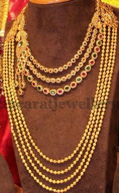 South Indian Bride jewellery, jewelry