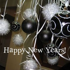 New Year Beistle Vintage Happy New Year Sparkling Streamer 3 Ft Nip Skillful Manufacture