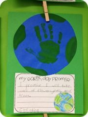 Earth day promise
