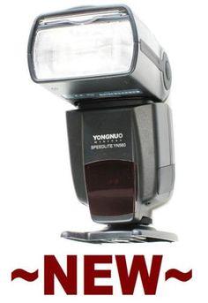 Yongnuo Speedlite YN560 Flash for Canon, Nikon Cameras - http://www.digitalcameraoptics.com/yongnuo-speedlite-yn560-flash-for-canon-nikon-cameras/