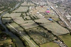 ugh... The festival's over; someone fetch a dustpan and brush: Sea of rubbish left behind by 90,000 music fans at Reading Festival - A massive sea of beer cans, cigarette butts, half-eaten food, discarded packaging, lost or unwanted belongings, grubby clothes, wellies, sleeping bags and abandoned tents now fill the vast fields
