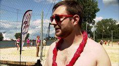 1/2 Way to Cupid's Undie Run Volleyball Tournament & Beach Party