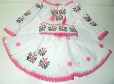 Romanian Embroidered Blouse for Kids More Designs in Gallery All Custom Sizes Embroidered Blouse, Dress Up, Costumes, Gallery, Kids, Clothes, Design, Ebay, Fashion