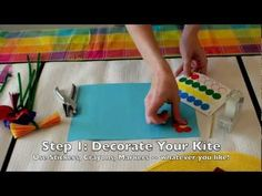 How to Make a Kite -- super-simple & it really flies! #kids #parenting #summer