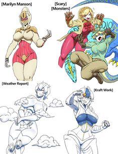 Jojo's Bizarre Adventure Anime, Jojo Bizzare Adventure, Female Character Design, Character Art, Fantasy Characters, Anime Characters, Jojo Stands, Ichigo Y Rukia, Gender Bender Anime