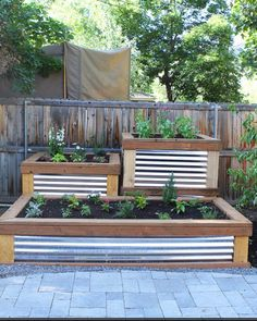 Love this raised bed