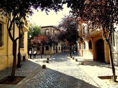 Old Santiago District - Paris and Londres Streets, CHILE