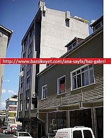 bir bina yuzeyine konulan gsm antenleri, ancak bu kadar cirkin gizlenir / baz istasyonu | www.bazsikayet.com