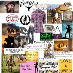 """""""Cowgirl Up!!!"""" by camogirl6286 on Polyvore"""