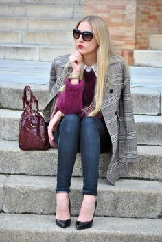 ASM Magazine » Fashion Blog » Burgundy fall