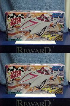 Speed Racer 19244: 1999 First Issue Speed Racer Mach 5 Race Car Tv Japanese Cartoon Playset Sealed -> BUY IT NOW ONLY: $150 on eBay!
