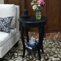Hawthorne Side Table | Overstock.com $117