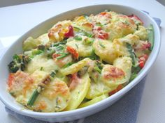 Vegetarian Recipes Dinner, Vegan Recipes, Dinner Recipes, Vegetarian Food, Healthy Diners, Oven Dishes, Perfect Food, Healthy Cooking, Healthy Life