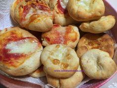 Pizzette senza tempi di levitazione