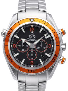 3ad634790fa Omega 2218.50.00 Seamaster Planet Ocean Chronometer Gents Watch Omega  Seamaster Professional