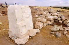 """A grand piece of Hittite legacy has been uncovered in Sivas' Yildizeli district, with a palace being the latest discovery at the """"Kayalipinar Excavation Site"""".  Palace from Hittite era discovered in Sivas The newly discovered palace, estimated to have been built in 1500 B.C., has been classified as a protected site by local authorities in Sivas [Credit: Hurriyet]"""