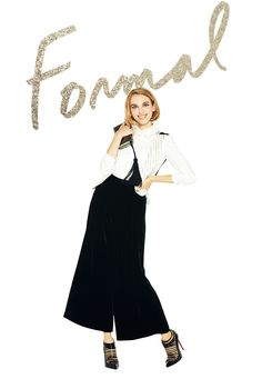 【Formal】MORGAN MANNISH