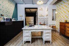L'atelier Mouti | MilK decoration #boutiqueparis #papeterie #papierpeint #paris #illustration #madeinfrance