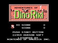Adventures of Dino Riki Nes Rom