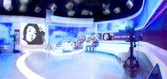 tv programme, tv set design, Esra Akbulut, talk show studio, woman programme