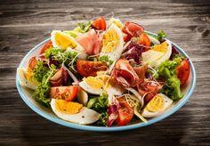 「ゆで卵」家族が喜んだアレンジレシピ集!お弁当にもメインにも大活躍(kufura) - Yahoo!ニュース Cooking Recipes, Healthy Recipes, Cobb Salad, Salads, Good Food, Rolls, Eggs, Vegetarian, Html