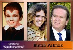 Butch Patrick - The Munsters