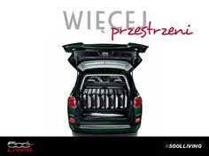 Podróżowanie bez ograniczeń? Tylko z Fiatem 500L Living! #Fiat #500L #wakacje